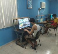 Joven Club en Guisa Se suma a las actividades del Verano y al uso de las medidas para la protección de la Covid 19