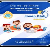 Servicio especial gratuito por el Día de los Niños
