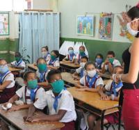 Se reinicia curso escolar en Cuba el 1ro. de septiembre
