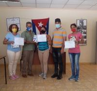 Aporta significativamente el Joven Club de la localidad Grito de Yara (Río Cauto II) al trabajo comunitario integrado.