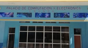 Palacio de Computación y Electrónica Granma