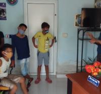 Mitin en el Joven Club Manzanillo IV