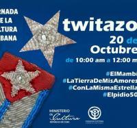 Convocan a tuitazo por el Día de la Cultura Cubana
