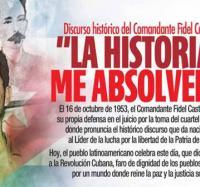 """Condenadme no Importa, """"La Historia me Absolverá"""""""
