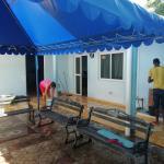 Jornada de Seguridad y Salud en el Trabajo en los Joven Club de Campechuela.