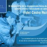 Actividades por el IV Aniversario de la muerte del Comandante Fidel Castro