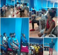 Actividades por el día del estudiante en los Joven Club de Computación en Bayamo
