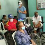 Actividad Mixta entre las tres asociaciones de discapacitados en Guisa sobre Ecured