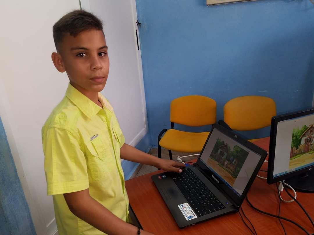 Los Joven Club en Jiguaní presentes en la Competencia Online de Robótica. - Joven Club Granma