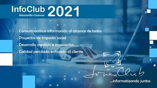 Desarrollado en Granma Eventos municipales Infoclub 2021.