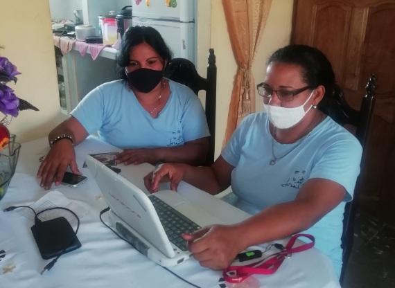 Los Joven Club en Río Cauto brindan servicio en la comunidad.