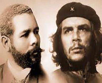 Natalicio de Maceo y Che Guevara.