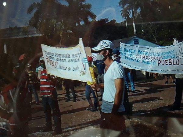Defendiendo los principios de la Revolución en Comunidad Serrana de Guisa