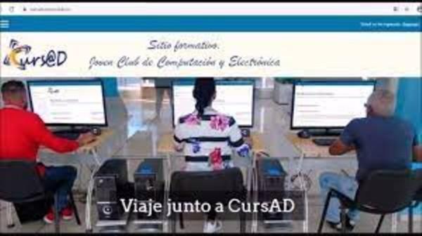 Cursad, sitio formativo para los clientes internos y externos de Joven Club