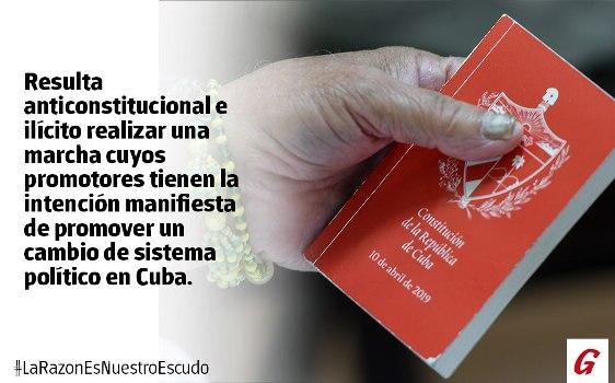 Trabajadores de Joven Club rechazan las acciones desestabilizadoras promovidas por el Imperio contra Cuba. - joven club granma